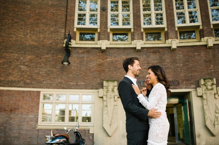 Loveshoot fotograaf Amsterdam